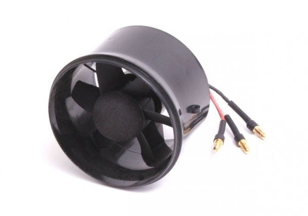 5M081, Electric ducted fan set, mig 15, art-tech, turbína
